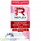 Reflex Nutrition Instant Whey Pro Single Sachet 25g Strawberry & Raspberry