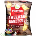 Daily Life Protein Chips American BBQ - chipsy proteinowe, Barbecue