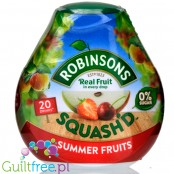 Robinsons Squash'd Summer Fruit concentrated water flavor enhancer