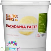 RealFoodSource raw macadamia paste (1KG)