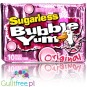 Sugarless Bubble Yum - kultowa balonówa bez cukru z USA
