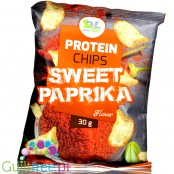 Daily Life Protein Chips 30g Sweet Paprika