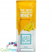 Whey Box The Most Convenient Whey Banana