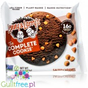 Lenny & Larry Complete Cookie Salted Caramel vegan protein cookie