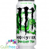 Monster Dragon Green Tea 16oz energy drink