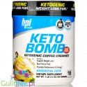 BPI Keto Bomb French Vanilla Latte Ketogenic Coffee Creamer