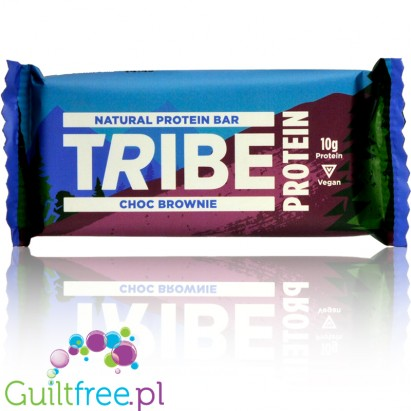 Tribe Vegan Protein Bar 50g Choc Brownie