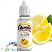 Capella Lemon Siciliy concentrated lliquid flavor