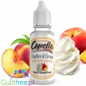Capella Peaches & Cream concentrated lliquid flavor
