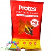 ProTings Tangy Southern BBQ crisps with protein
