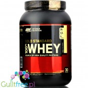 Optimum Nutrition, Whey Gold Standard 100% Vanilla Ice Cream odżywka 0,9kg