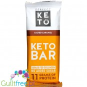 Perfect Keto Keto Bar, Salted Caramel