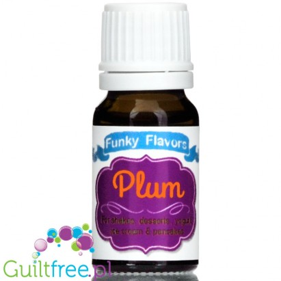 Funky Flavors Plum
