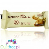 Think Thin Creamy Peanut Butter protein bar