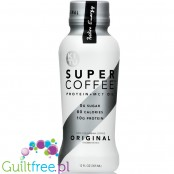 Kitu Super Coffee RTD, Original unsweetened, 12 fl oz 12 bottles