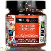 Pure & Good sugar free mild ketchup with xylitol