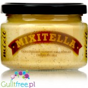 Mixitella Salted Caramel - peanut spread with white chocolate & salted caramel