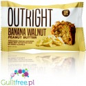 MTS Nutrition Outright Bar Banana Walnut