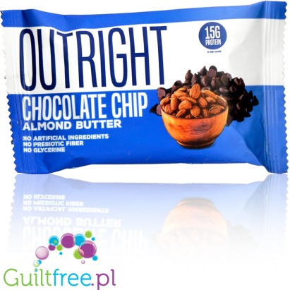 MTS Nutrition Outright Bar Almond Butter