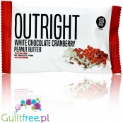 MTS Nutrition Outright Bar White Chocolate Cranberry