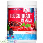AllNutrition Redcurrant in sugar free Jelly