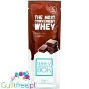 Whey Box The Most Convenient Whey Chocolate