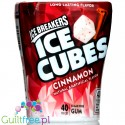 Ice Breakers Cubes Cinnamon, guma do żucia bez cukru