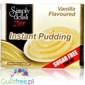 Simply Delish Sugar Free Instant Vanilla Whipped Dessert 40g