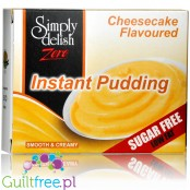 Simply Delish Sugar Free Instant Cheesecake Whipped Dessert 40g