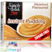 Simply Delish Sugar Free Instant Hazelnut Whipped Dessert 40g