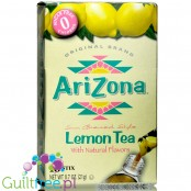 Arizona Tea Sugar Free Iced Tea Mix, Sun Brewed Style, Lemon