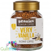 Beanies Very Vanilla instant flavored coffee 2kcal pe cup
