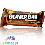 Muscle Moose Beaver Bar Choc Caramel protein bar