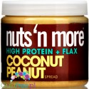 Nuts' n More Coconut Peanut Butter with Whey Protein