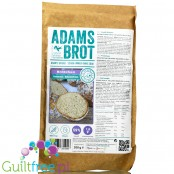 Adam's Bread Rolls, low carb bread baking mix