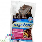 Light Sugar Najezony Coconut - sugar free protein cookie with coconut, nuts and chocolate