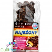 Light Sugar Najezony Classic - protein cookie with nuts and raisins with chocolate