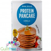 Body Attack Protein Pancake baking mix, original Vanilla flavor