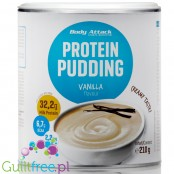 Body Attack protein wanilla pudding - protein mix to prepare vanilla pudding