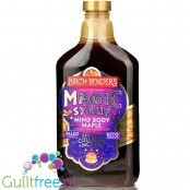 Birch Benders, Magic Syrup, Mind Body Maple keto syrup with MCT and collagen