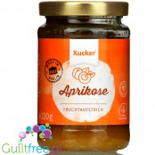 Xucker Apricot - fruit sugar free spread with xylitol