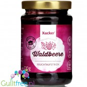 Xucker Forrest Fruit - fruit sugar free spread with xylitol