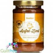 Xucker Apple & Cinnamon - fruit sugar free spread with xylitol
