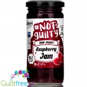 The Skinny Food Co Not Guilty Low Sugar Raspberry Jam 260g
