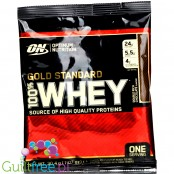 Optimum Nutrition, Whey Gold Standard 100%, Double Rich Chocolate, saszetka