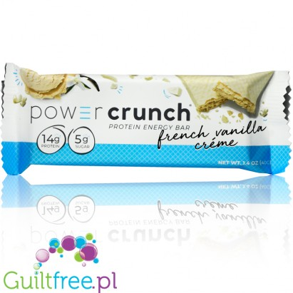 Power Crunch French Vanilla Crème
