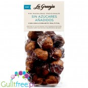 La Granja Spanish no added sugar cocoa Madelaines