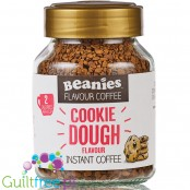 Beanies Cookie Dough instant flavored coffee 2kcal pe cup