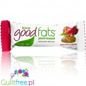 Love Good Fats Good Fats Plant Based Bar, Peanut Butter & Jelly
