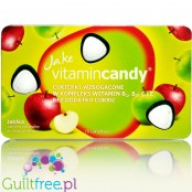 Jake Vitamin Candy Apple - sugar free candies with vitamins